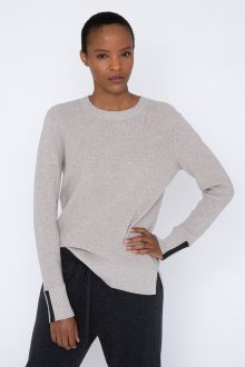 Thermal Sweatshirt - Kinross Cashmere