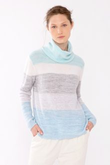 Ombre Cowl - Kinross Cashmere