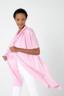 Textured Wrap - Kinross Cashmere