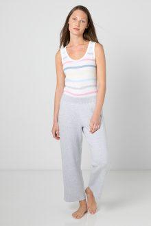 DBL Knit Crop Pant - Kinross Cashmere
