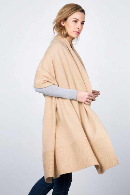Solid Cashmere Travel Wrap Solid Travel Wrap Kinross Cashmere
