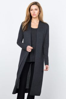 Worsted Duster Kinross Cashmere 100% Cashmere
