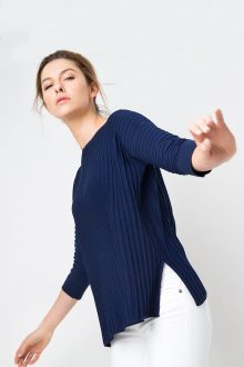 100% Fine Gauge Cotton - Resort 2017 - Kinross Cashmere