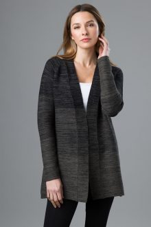 Marled Easy Cardigan - Kinross Cashmere