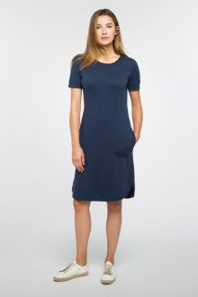 S/S Dress - Kinross Cashmere