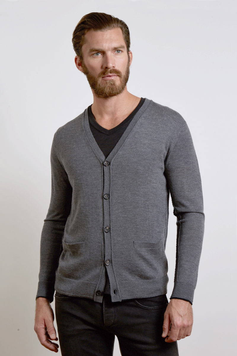 Men's Fall 2017 - Kinross Cashmere - 100% Cashmere