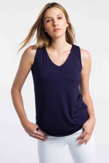 Double Layer Tank - Kinross Cashmere