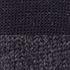 Kinross Cashmere | Black/Charcoal